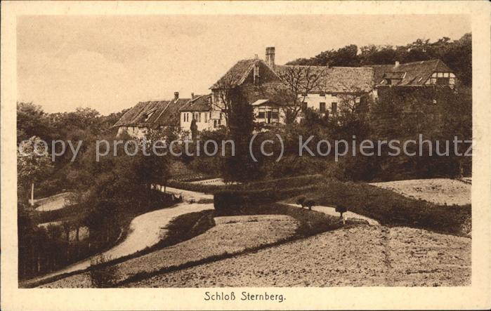 Extertal Schloss Sternberg Kat. Extertal