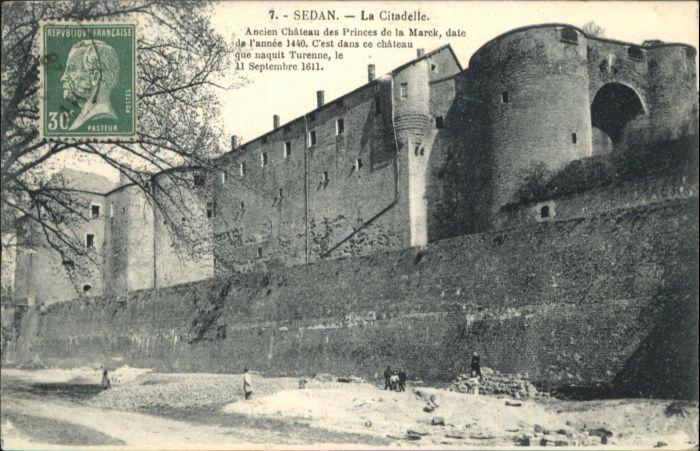 Sedan Citadelle x