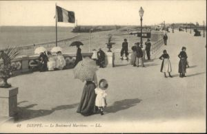 Dieppe Boulevard Maritime *