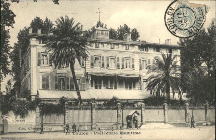 Toulon Prefecture Maritime x
