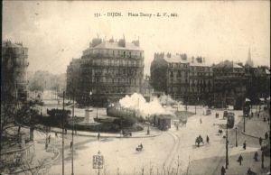 Dijon Place Darcy Strassenbahn  *