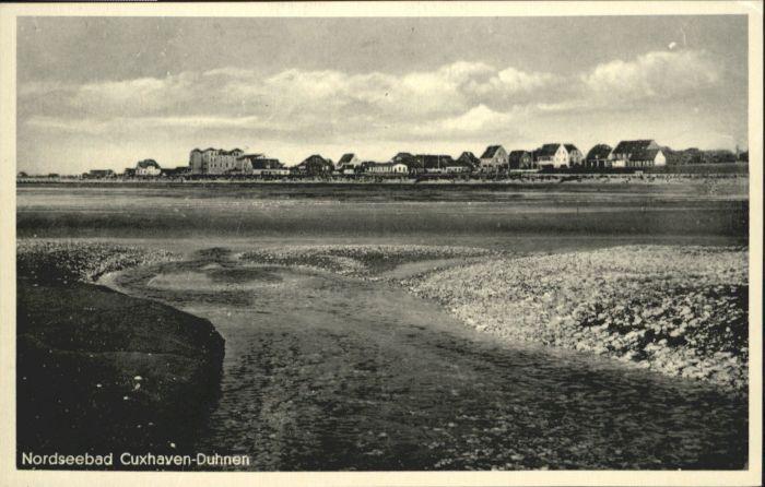 Cuxhaven Duhnen *