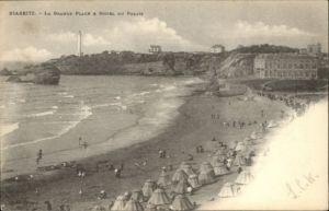 Biarritz Plage Hotel Palais *