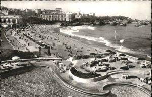 Biarritz Plage Piscine Hotel Palais *