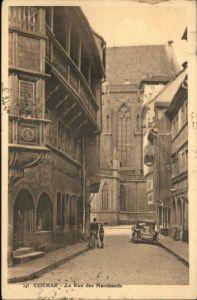 Colmar La Rue des Marchands x