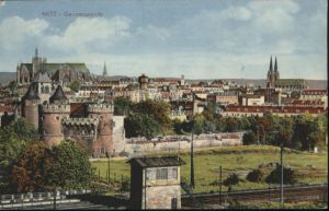 ww80374 Metz Moselle Lothringen Metz  * Kategorie. Metz Alte Ansichtskarten