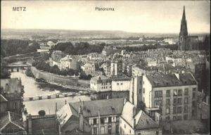 ww80454 Metz Moselle Lothringen Metz  * Kategorie. Metz Alte Ansichtskarten