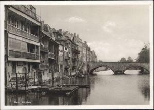ww82853 Metz Moselle Lothringen Metz Alt-Metz * Kategorie. Metz Alte Ansichtskarten