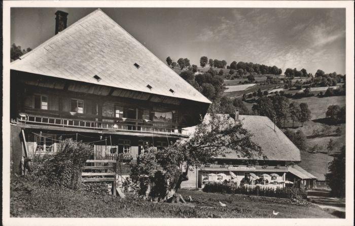 Wieden Schwarzwald Schoenau Gasthof zum Hirschen *