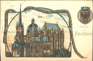 Aachen Dom Kat. Aachen