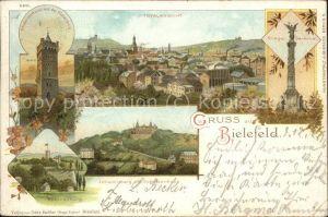 Bielefeld Johannisberg u.Sparrenburg Kat. Bielefeld
