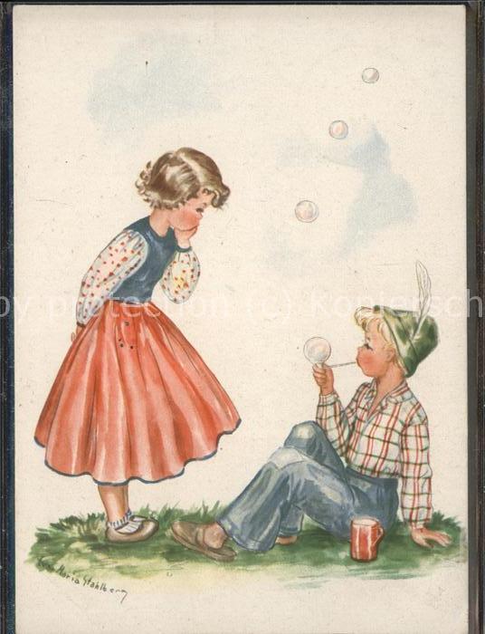 Baby Nursery Bebe Seifenblasen Hut Feder / Kinder /