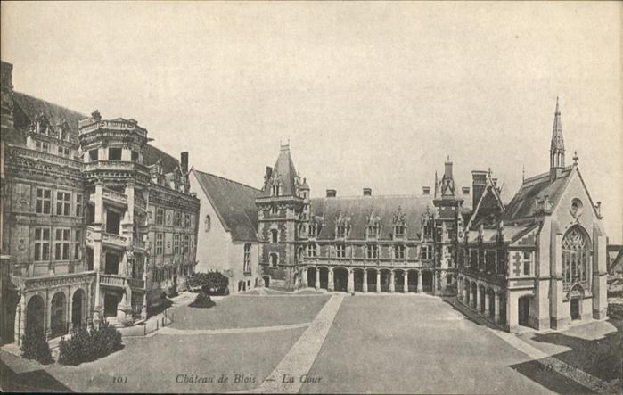 Blois Chateau de Blois