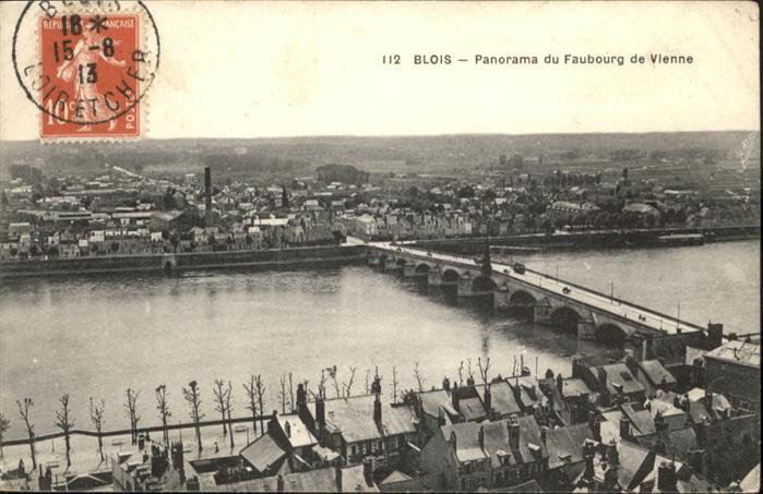 Blois Loir et Cher Faubourg de Vienne / Blois /Arrond. de Blois