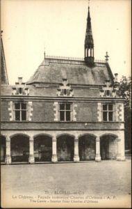ws76711 Blois Loir et Cher Blois Chateau * Kategorie. Blois Alte Ansichtskarten