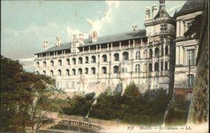 ww73370 Blois Loir et Cher Blois Chateau * Kategorie. Blois Alte Ansichtskarten