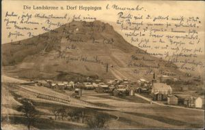 Heppingen Ahr Panorama mit Landskrone Kat. Bad Neuenahr Ahrweiler