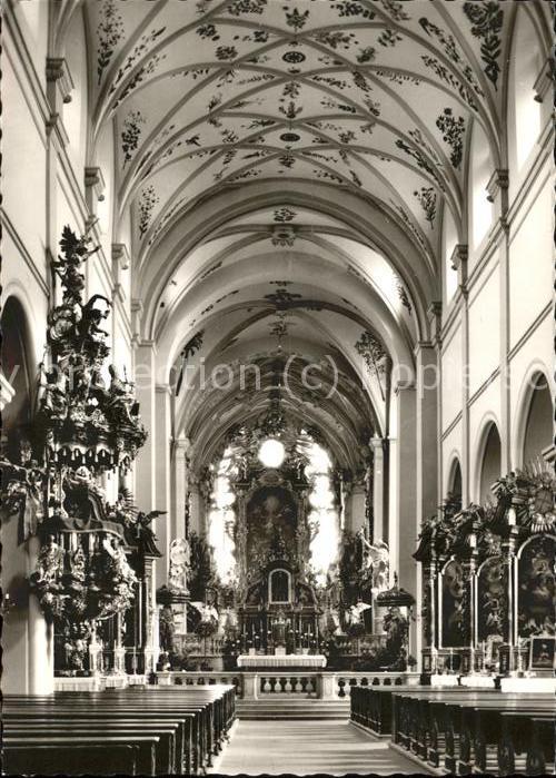 Bamberg St. Michaelskirche Kat. Bamberg