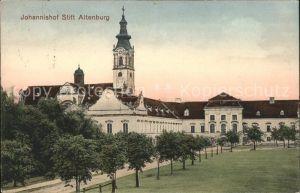 Altenburg Waldviertel Johannishof Stift Kat. Altenburg