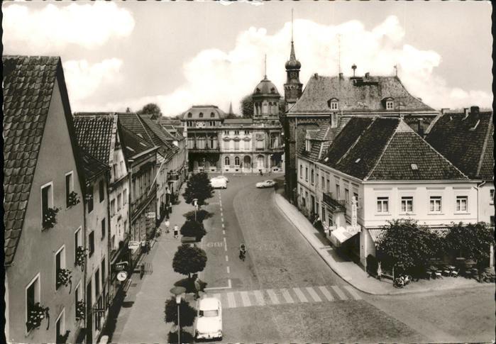 Rheinberg Holzmarkt Kat. Rheinberg