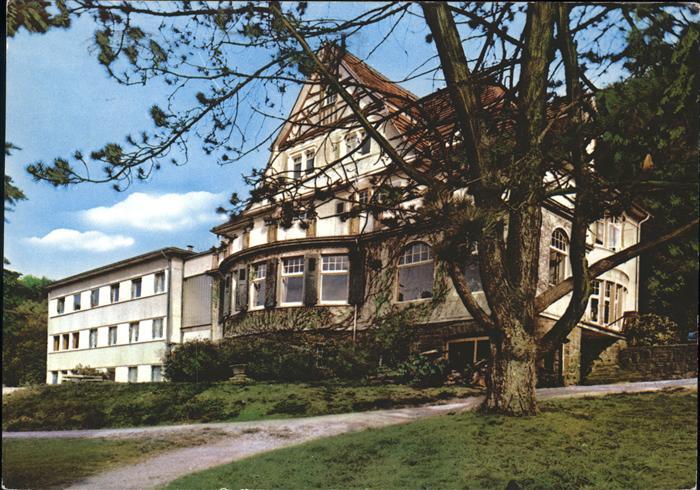 Gummersbach Schullandheim der Herner Gymnasien und Realschulen Kat. Gummersbach