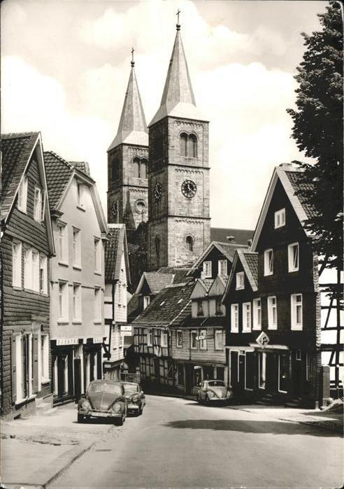 Schwelm Christuskirche Kat. Schwelm
