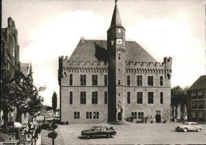 Kalkar Niederrhein Rathaus Kat. Kalkar