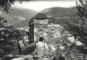 Kapfenberg Burghotel im Muerztal Kat. Kapfenberg
