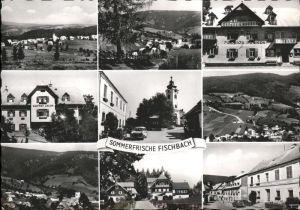 Fischbach Steiermark Ansichten / Fischbach /Oststeiermark
