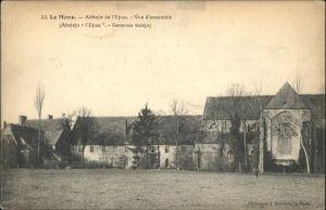 Le Mans Sarthe Le Mans Abbaye Epau * / Le Mans /Arrond. du Mans