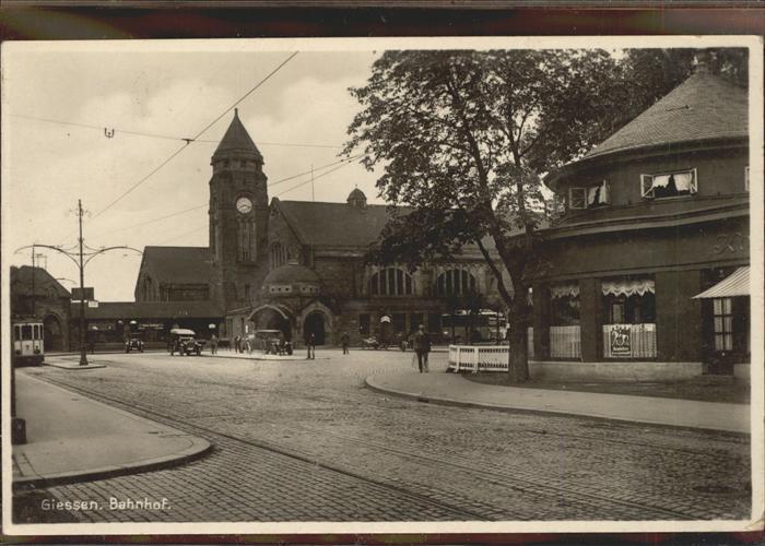 Giessen Lahn Bahnhof / Giessen /Giessen LKR