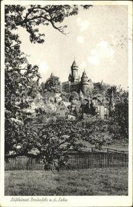 Braunfels Schloss Braunfels  Kat. Braunfels