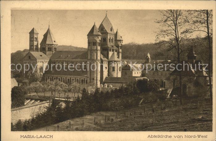 Maria Laach Glees Abteikirche Maria Laach / Glees /Ahrweiler LKR