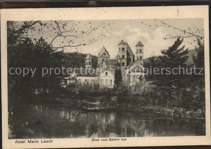 Maria Laach Glees Abtei Maria Laach / Glees /Ahrweiler LKR