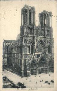 Reims Champagne Ardenne La Cathedrale / Reims /Arrond. de Reims