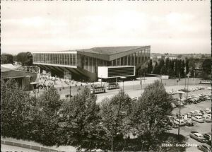 Essen Ruhr Gruga Halle Kat. Essen
