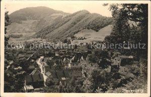 Kapfenberg Blick ueber die Stadt Kat. Kapfenberg