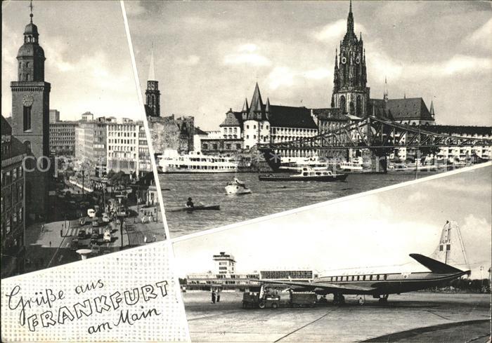 Flugankünfte Frankfurt