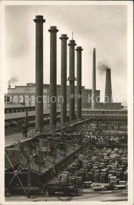Essen Ruhr Krupp Gusstahl Fabrik Kat. Essen