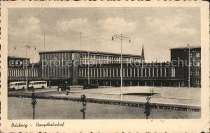 Duisburg Ruhr Hauptbahnhof / Duisburg /Duisburg Stadtkreis