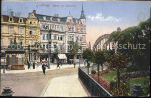 Duisburg Ruhr Bahnhof / Duisburg /Duisburg Stadtkreis