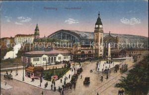 Hamburg Hauptbahnhof Kat. Hamburg