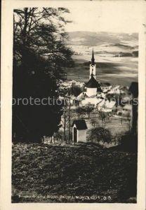 Rohrbach Oberoesterreich Ortsansicht mit Kirche Kapelle Sommerfrische Kat. Rohrbach in Oberoesterreich