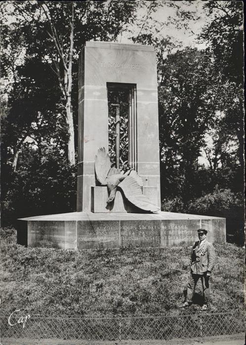 Compiegne Oise Denkmal des Sieges Kat. Compiegne