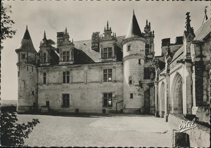 Amboise Le Chateau d Amboise Kat. Amboise