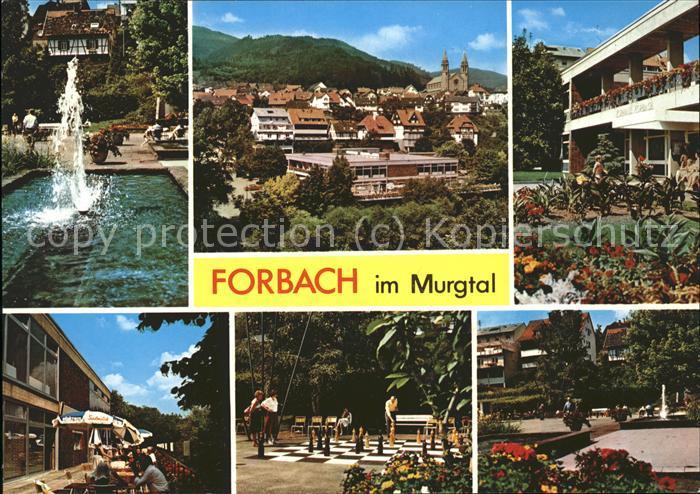 Schach Forbach Murgtal  / Spiel /