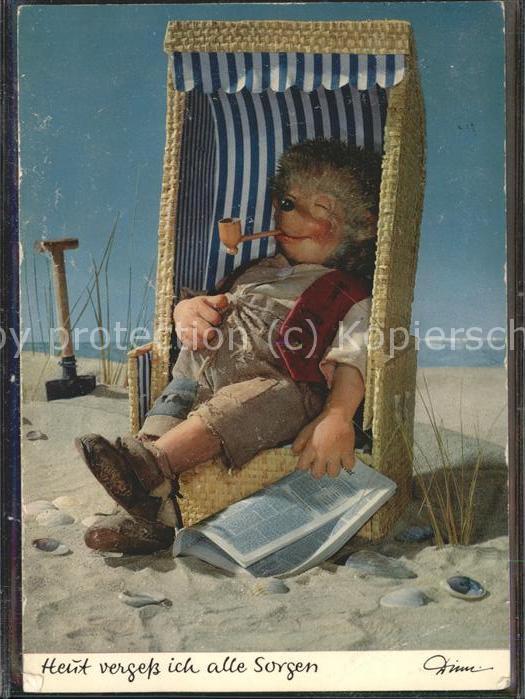 Strandkorb comic  Mecki Nr. 342 Strandkorb Urlaub / Comic / Nr. hd09902 - oldthing ...