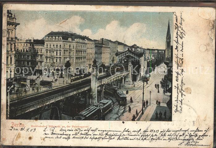 Eisenbahn Berlin  / Eisenbahn /