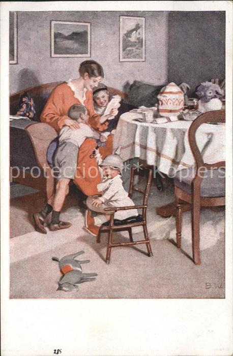Wennerberg Brynolf Nr. 9 Kriegspostkarten Nachrichten von der Front / Kuenstlerkarte /