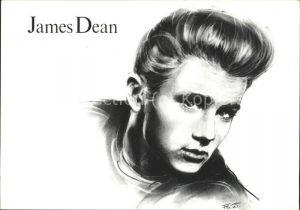 Schauspieler James Dean Alan Fretet  Kat. Kino und Film